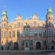 Great Armoury in Gdansk — Stock Photo #3954758