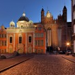 The Royal Chapel in Gdansk — Stockfoto