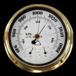 Stock Photo: Barometer