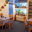 Stock Photo: Etno restaurant