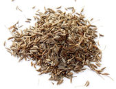 Caraway seeds — Stock Photo