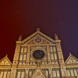 Santa Croce - Stock Photo