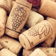 Wine corks backgrounds - Photo