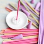 Incense sticks — Stock Photo #5361196