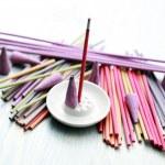 Incense sticks — Stock Photo #5361197
