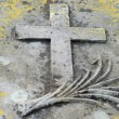 Old cross — Stock Photo #4025131