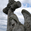 Angel statue — Stock Photo #4045624