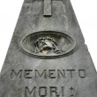 Memento mori — Stock Photo