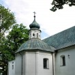 Church dedicated to Saint Adalbert — ストック写真 #5175581