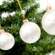 Christmas-tree decorations - Stok fotoğraf