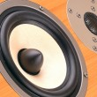 Stock Photo: Acoustic system