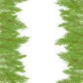 Sapin de noël. illustration vectorielle — Vecteur