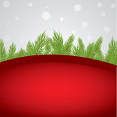 Abstract Christmas background. vector illustration — Stock Vector