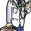 Royalty-Free Stock Photo: Doctor