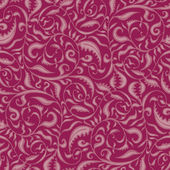 Seamless leaves pattern — Vecteur