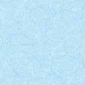 シームレス パターンを縫う — ストックベクタ