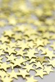 Dekoration stjärnor — Stockfoto