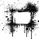 Grunge frame IV — Stock Vector