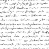 Trama di scrittura falso senza soluzione di continuità — Vettoriale Stock