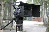 Hd camcorder — Stock Photo