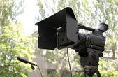 Videocámara de alta definición — Foto de Stock