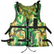 Khaki life vest - Stock Photo