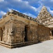 Stock Photo: Kailasanathar Temple