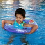Swimming — Stock Photo #4688896