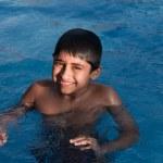 Swimming — Stock Photo #4688977