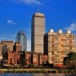 Boston Skyline — Stock Photo #4689847