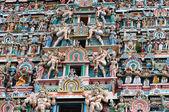 Chidambaram tempel — Stockfoto