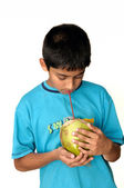 Coconut water — Stock Photo