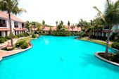 Resort — Stockfoto