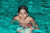 Swimming — Stockfoto