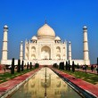 Taj Mahal — Stock Photo #4690053