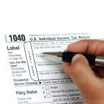 Tax filing — Stock Photo #4690106