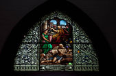 Church Glass — Stockfoto