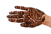 Mehandi — Stock Photo