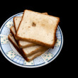 Bread Toast — Stock Photo