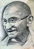 Gandhi — Stock Photo