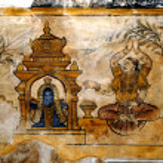 Fresco paintings — Stock Photo #5353860