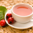 Rose hip tea — 图库照片