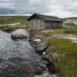 Hardangervidda - Stock Photo