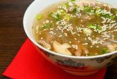 Korean Soup — Stock Photo