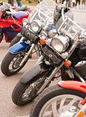 Motorcycles — Stock Photo