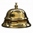 Stock Photo: Reception bell