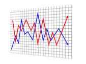 Procesamiento gráfico — Foto de Stock