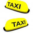 Royalty-Free Stock Photo: Taxi cab