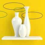 White Vase — Stock Photo #4888339