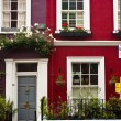 London notting hill - Foto Stock